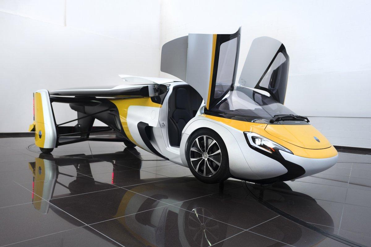 aeromobil dinpixmedia