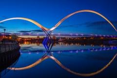 1Infinity Bridge, UK