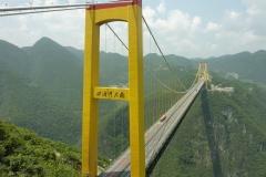 2Sidu River Bridge, China