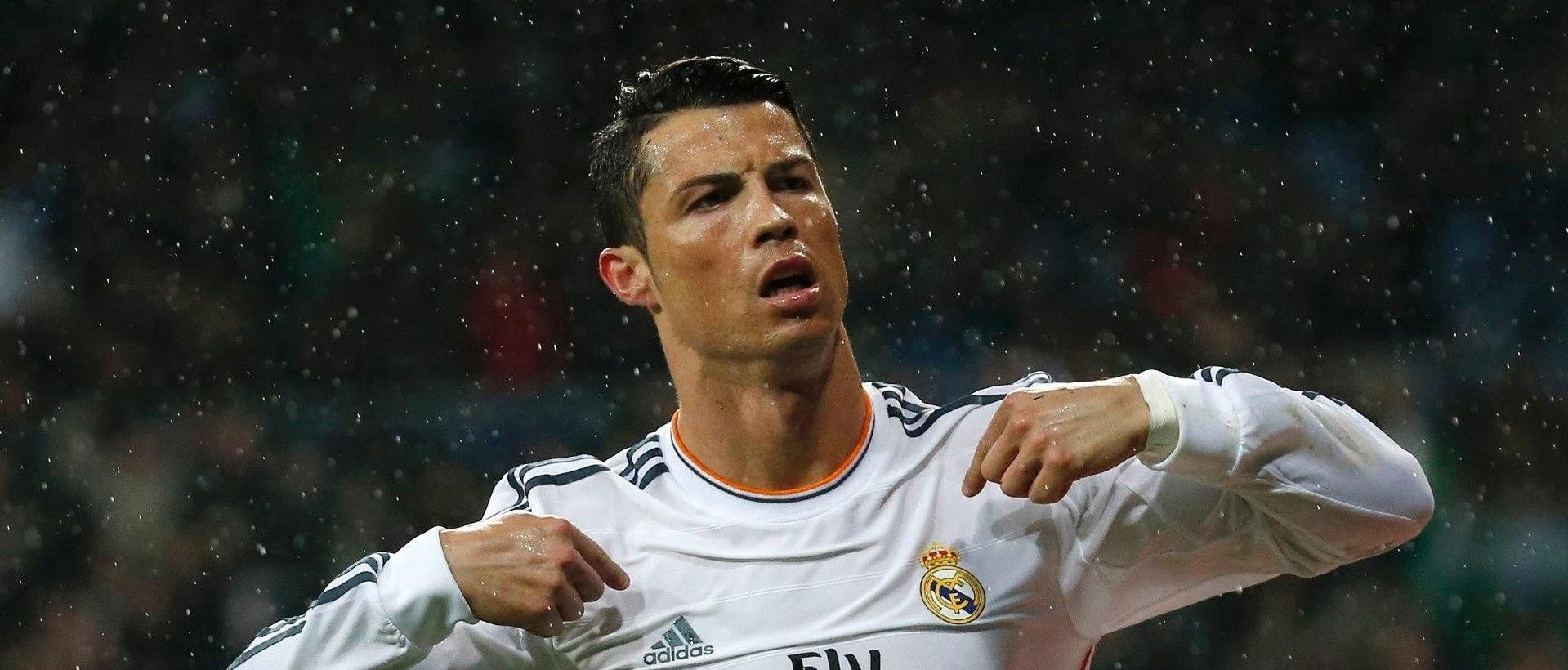 Cristiano Ronaldo. Imaginea din spatele arogantei